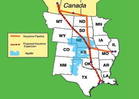 pipeline expansion - Alex Moore