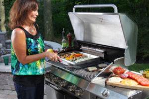 greener grilling