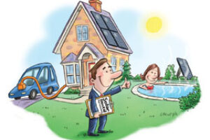 making solar affordable © Chris Murphy