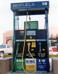 gasoline alternatives