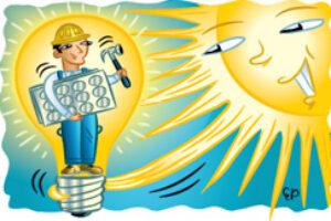 Sun Shines Solar Provides Clean Energy and Creates Jobs
